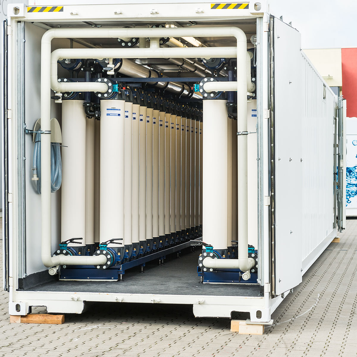 Containerized Systems